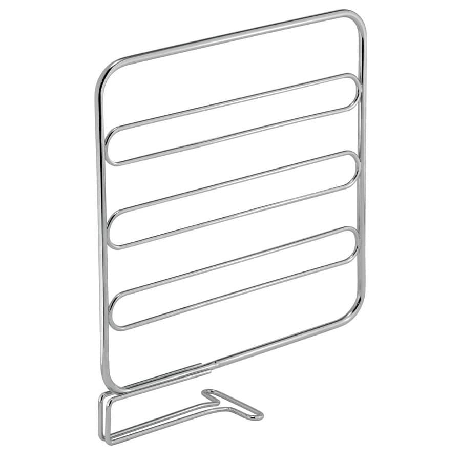 interDesign Chrome Classico Shelf Divider Set