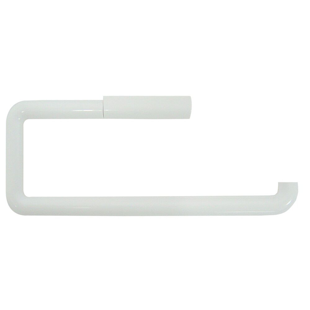 interDesign� White Paper Towel Holder
