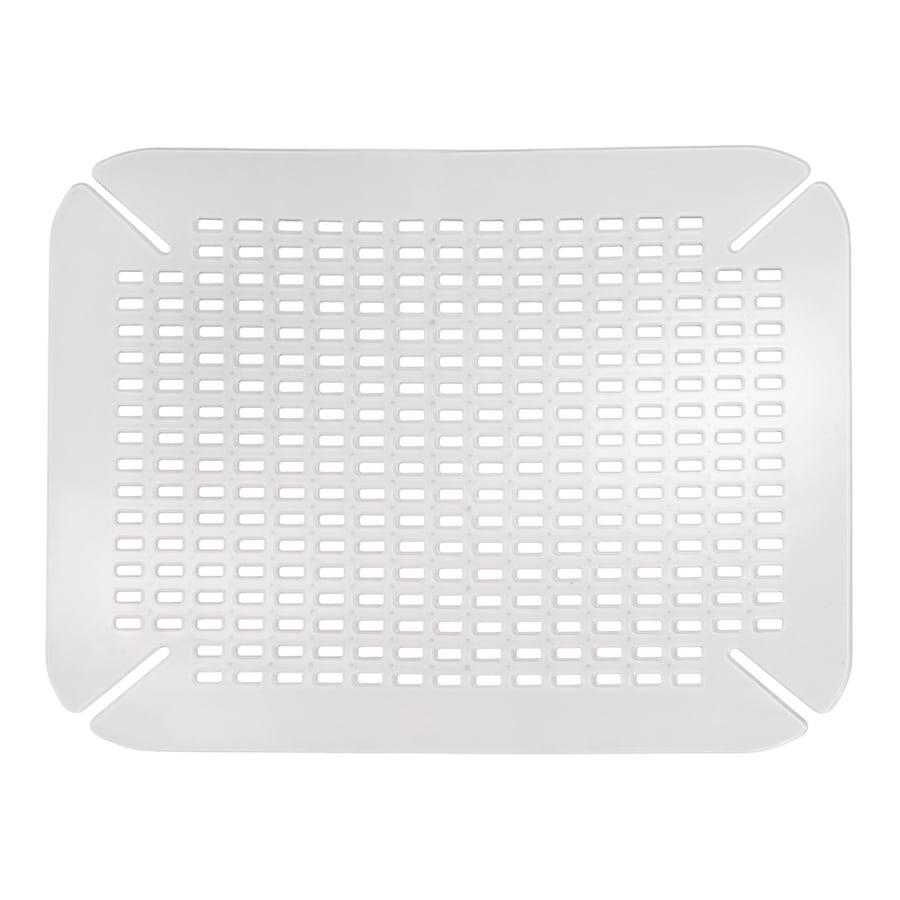 interDesign 14-in x 16-in Sink Mat