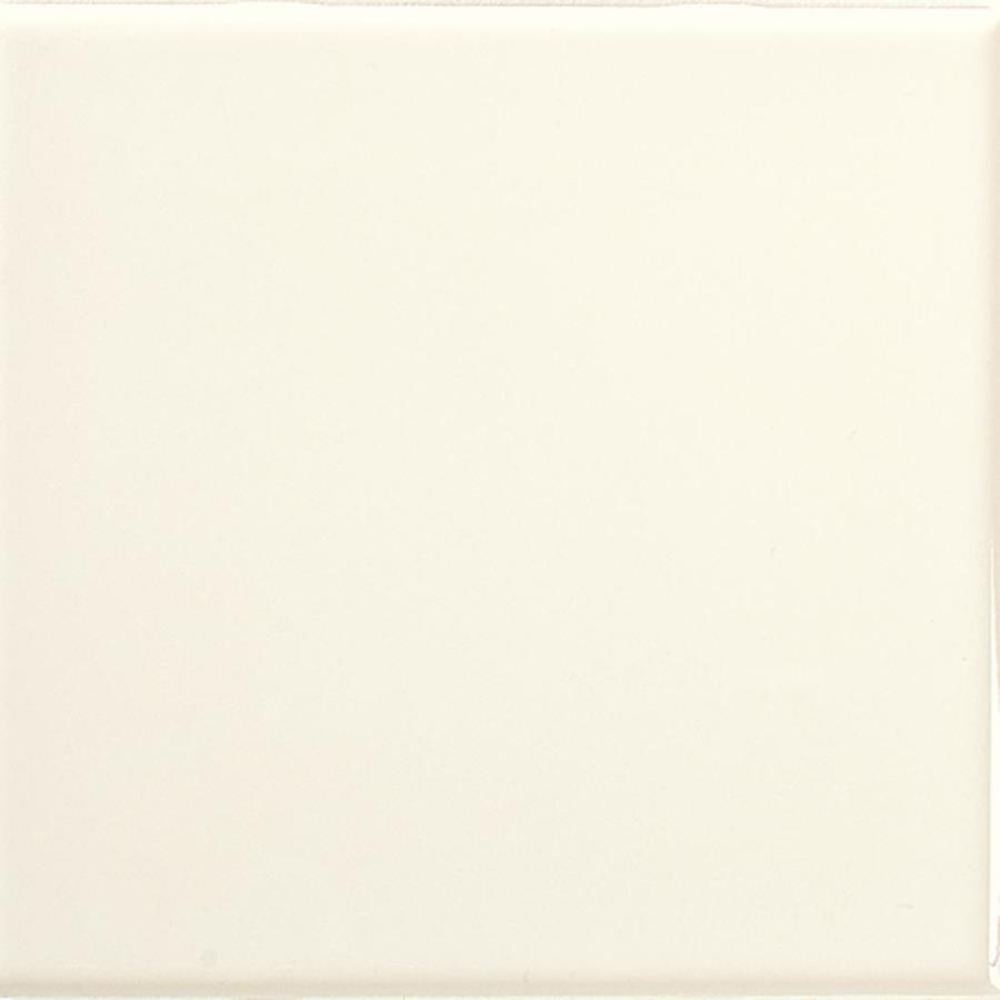 American Olean Starting Line Biscuit Gloss Ceramic Wall Tile (Common: 6-in x 6-in; Actual: 6-in x 6-in)