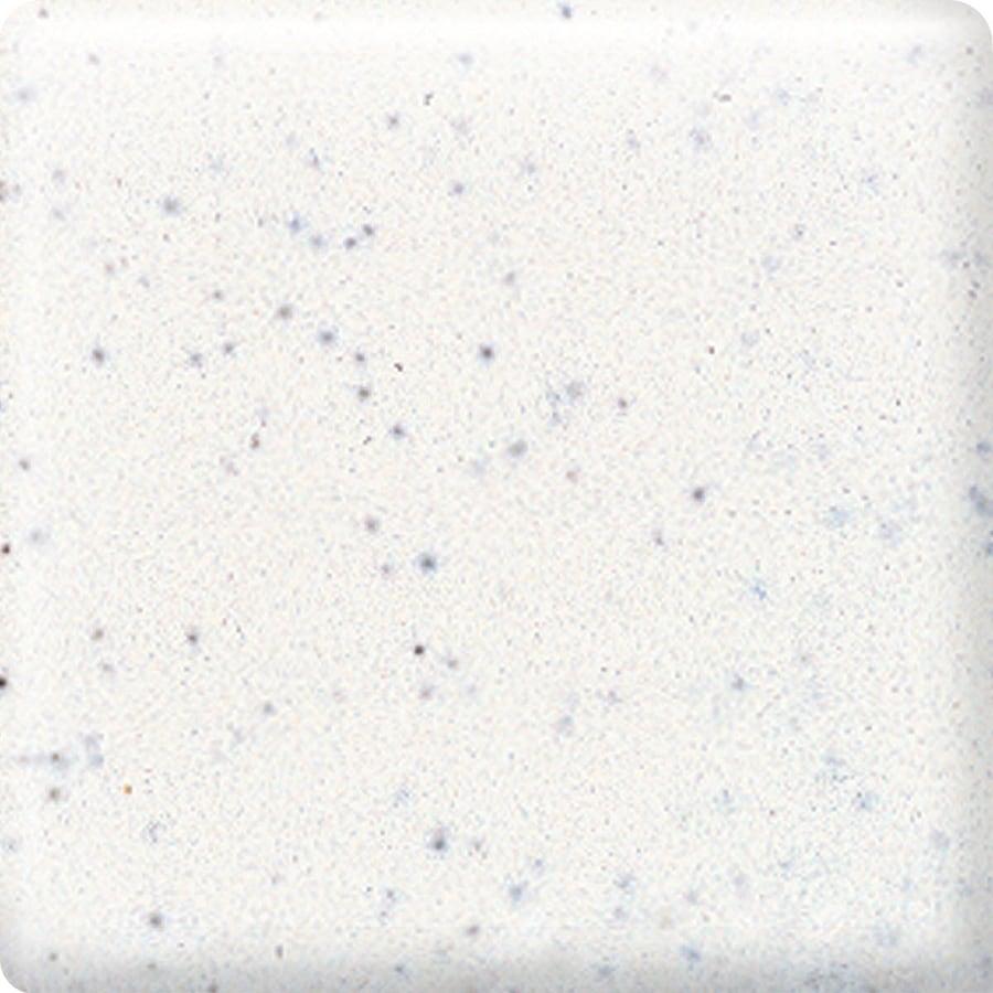 American Olean Bright Salt & Pepper Ceramic Mud Cap Corner Tile (Common: 2-in x 2-in; Actual: 2-in x 2-in)