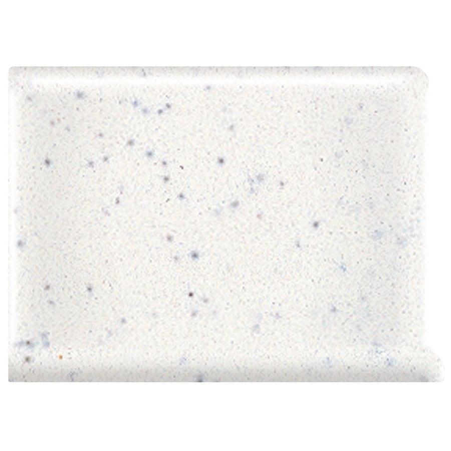 American Olean Bright Salt & Pepper Ceramic Cove Base Tile (Common: 6-in x 6-in; Actual: 6-in x 6-in)