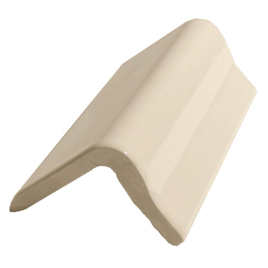 Shop American Olean Starting Line Gloss Biscuit Ceramic V