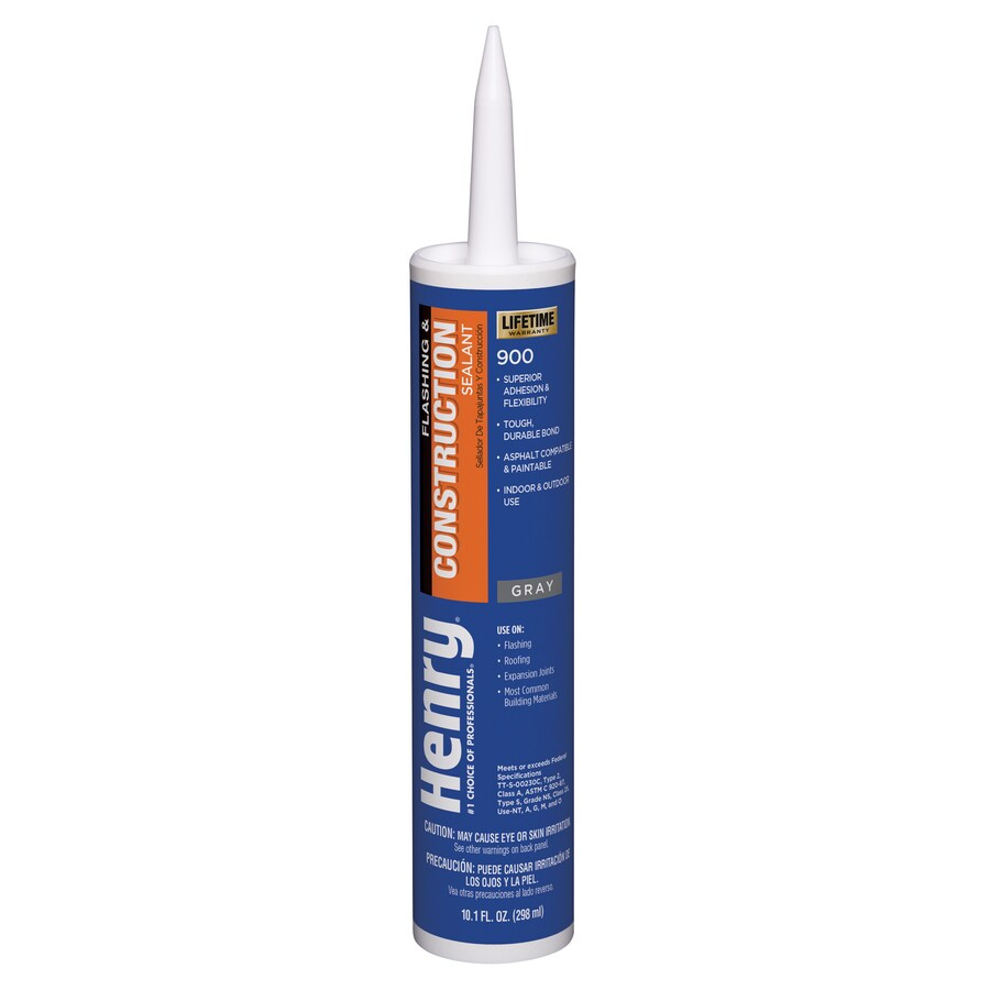 Henry Company Construction and-flashing 10-fl oz Waterproofer Roof Sealant