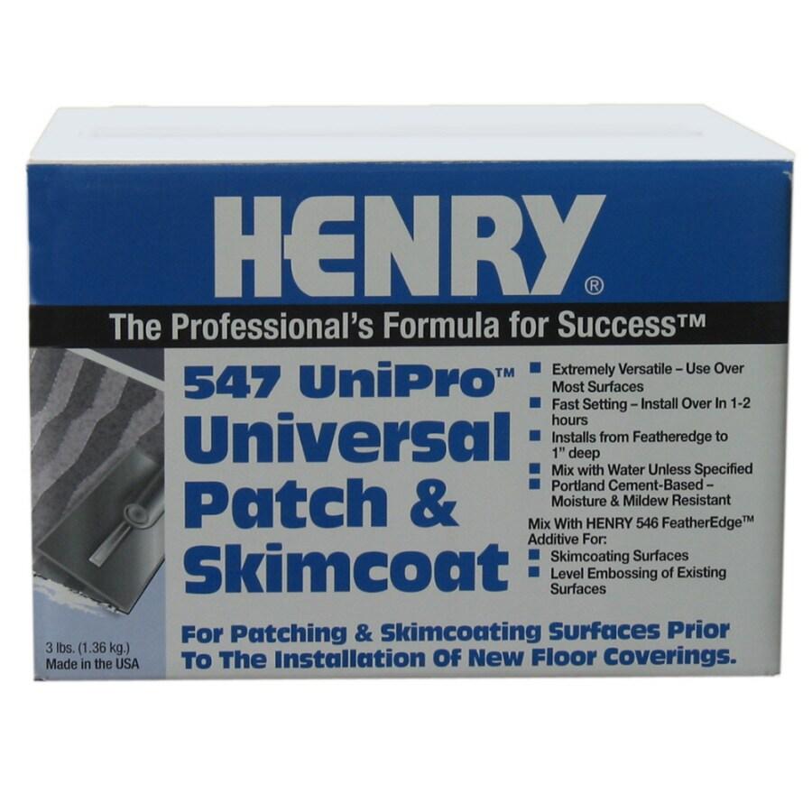 HENRY UniPro Universal Patch