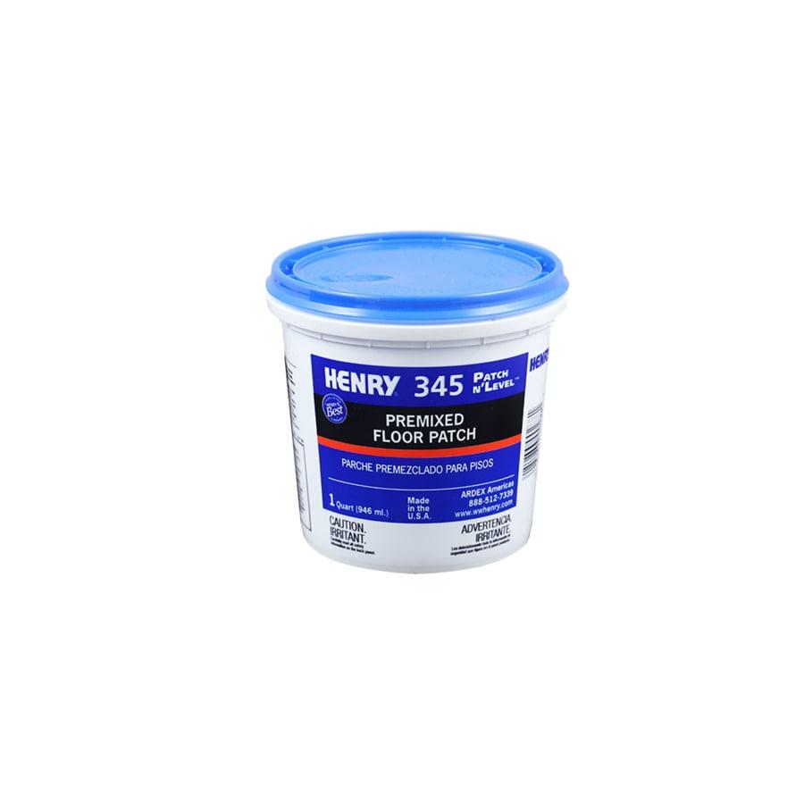 HENRY Cream Indoor/Outdoor Floor Patch and Leveler