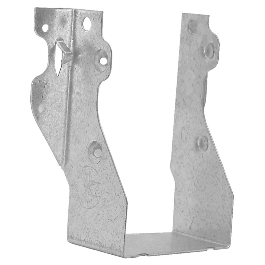 USP Double 2-in x 6-8-in Triple Zinc Slant Nail Joist Hanger