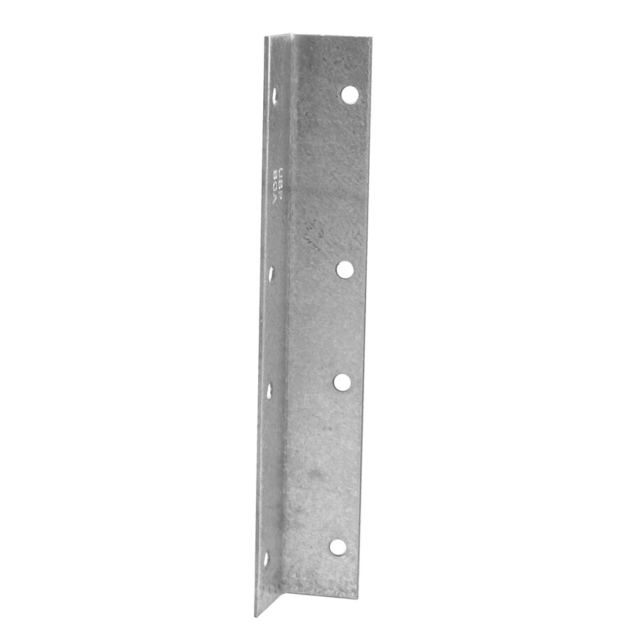 USP 10-in Triple Zinc Stair Angle