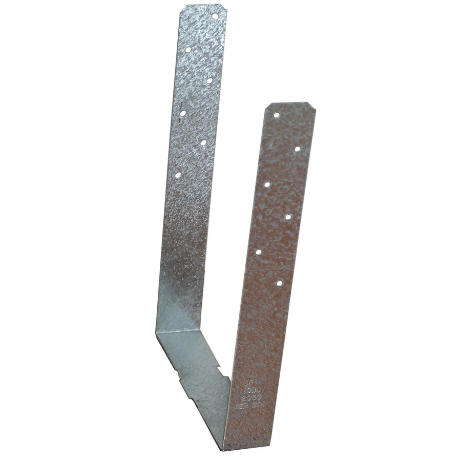 USP 5-9/16-in x 9-3/8-in Triple Zinc Heavy-Duty Stud Plate Tie