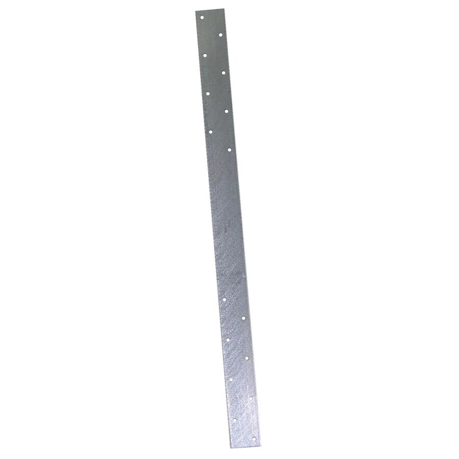 USP 1.5-in x 22-in Triple Zinc Protection Strap Tie