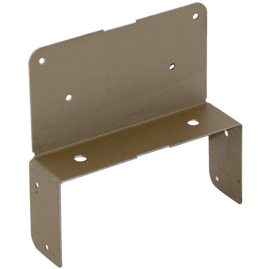 USP Steel Polymer Post Cap (Common: 6-in; Actual: 1.5-in)
