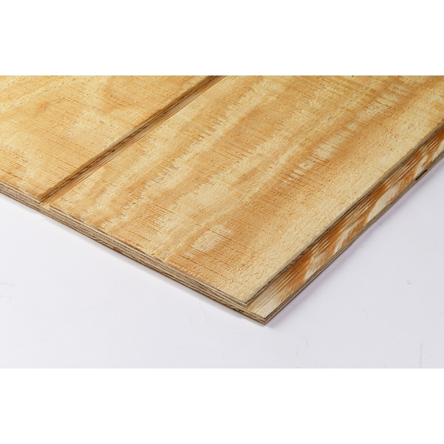 Wood Siding Panels