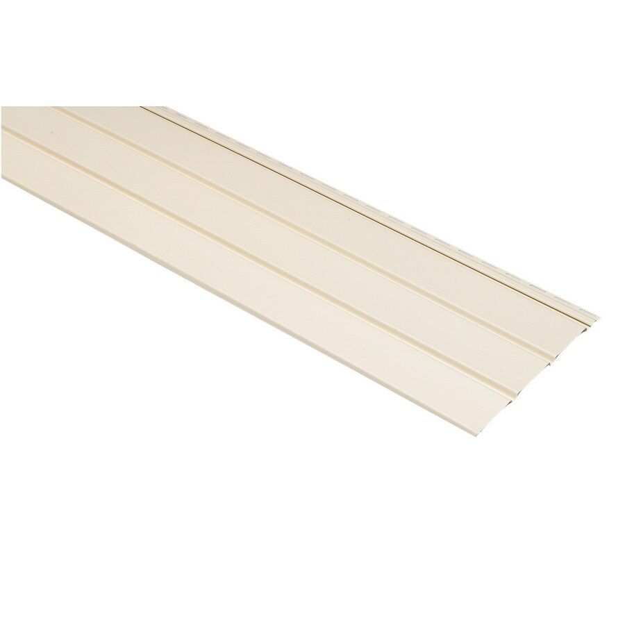 12-in x 144-in White Soffit