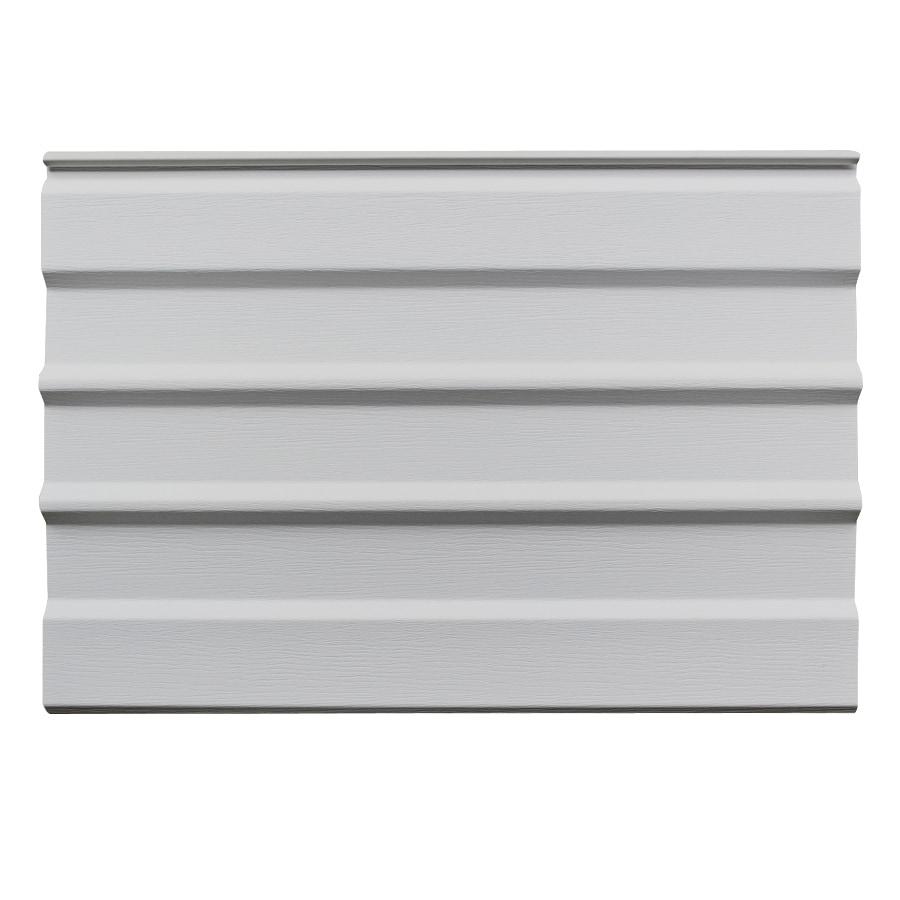 Georgia-Pacific 16.735-in x 7.9791-ft White Vinyl Skirting Panel