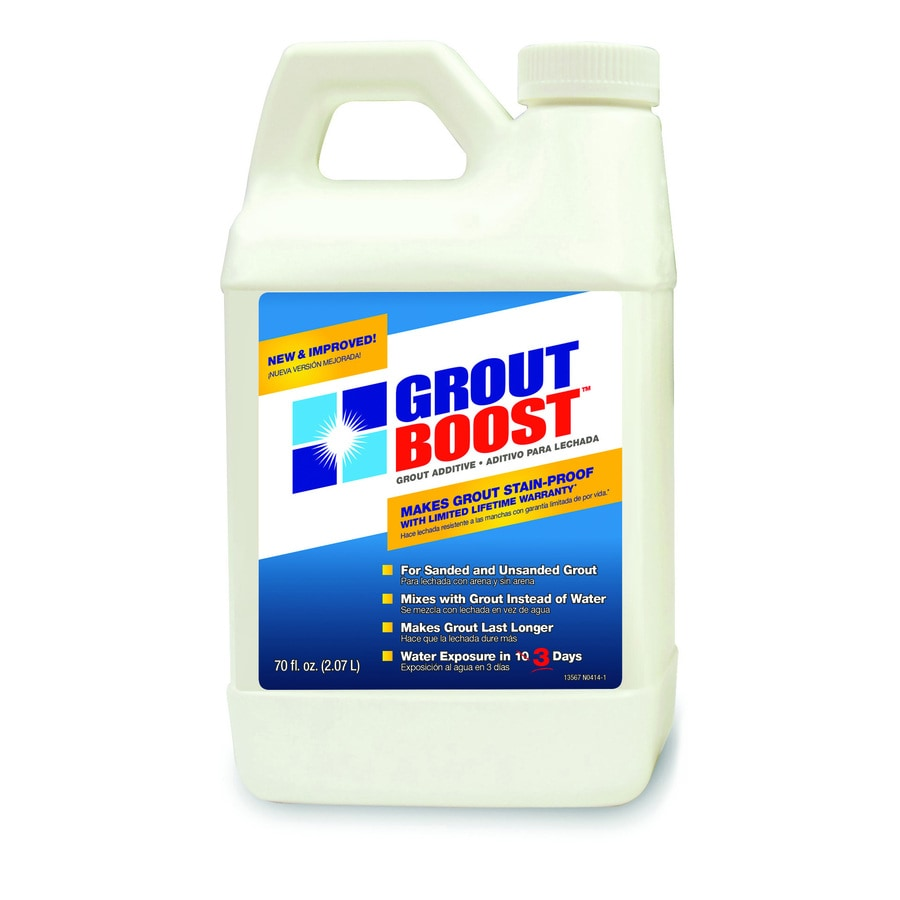 Grout Boost 70-oz Clear Grout Additive