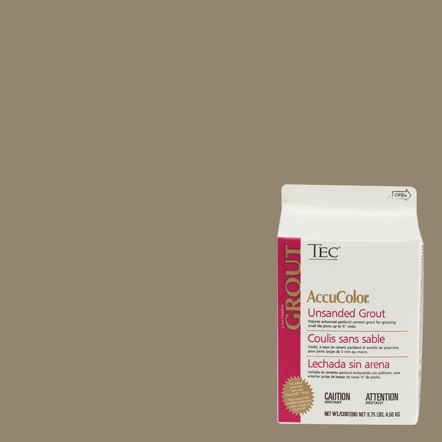 TEC Mocha Unsanded Powder Grout
