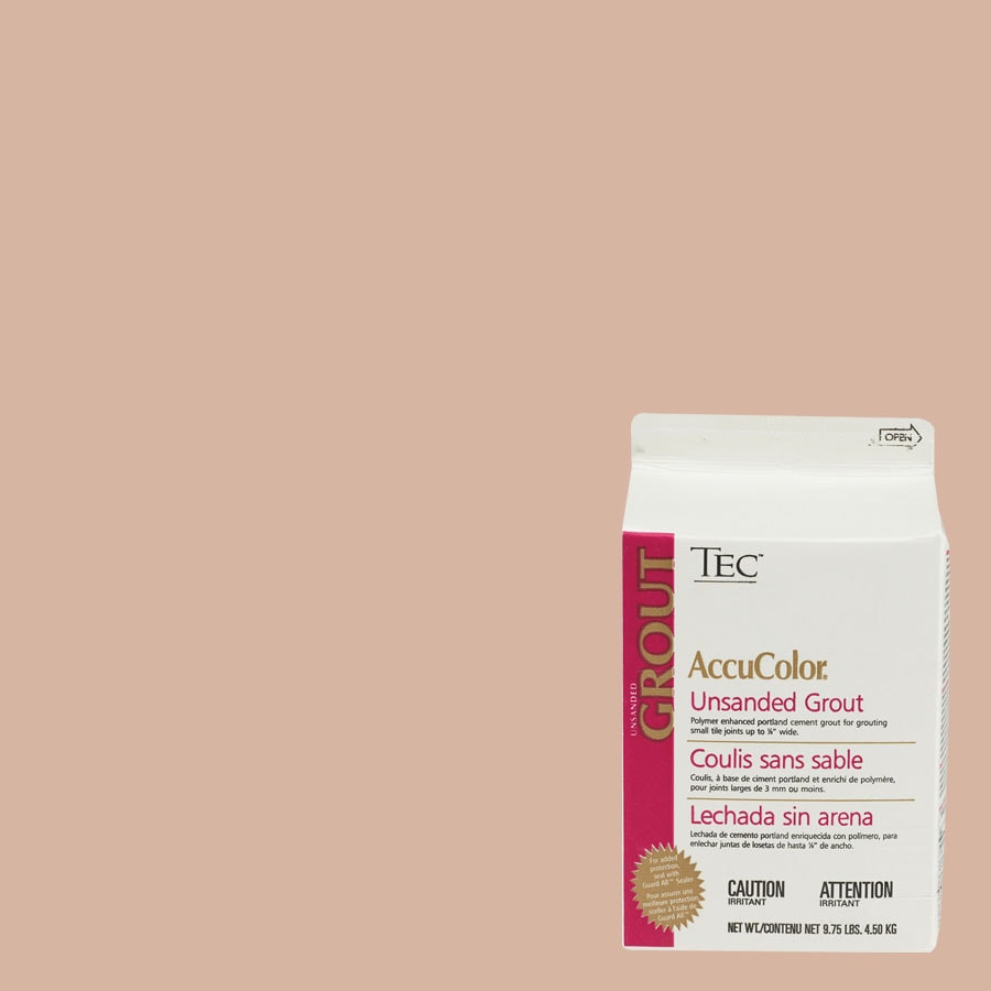 TEC Sandstone Beige Unsanded Powder Grout