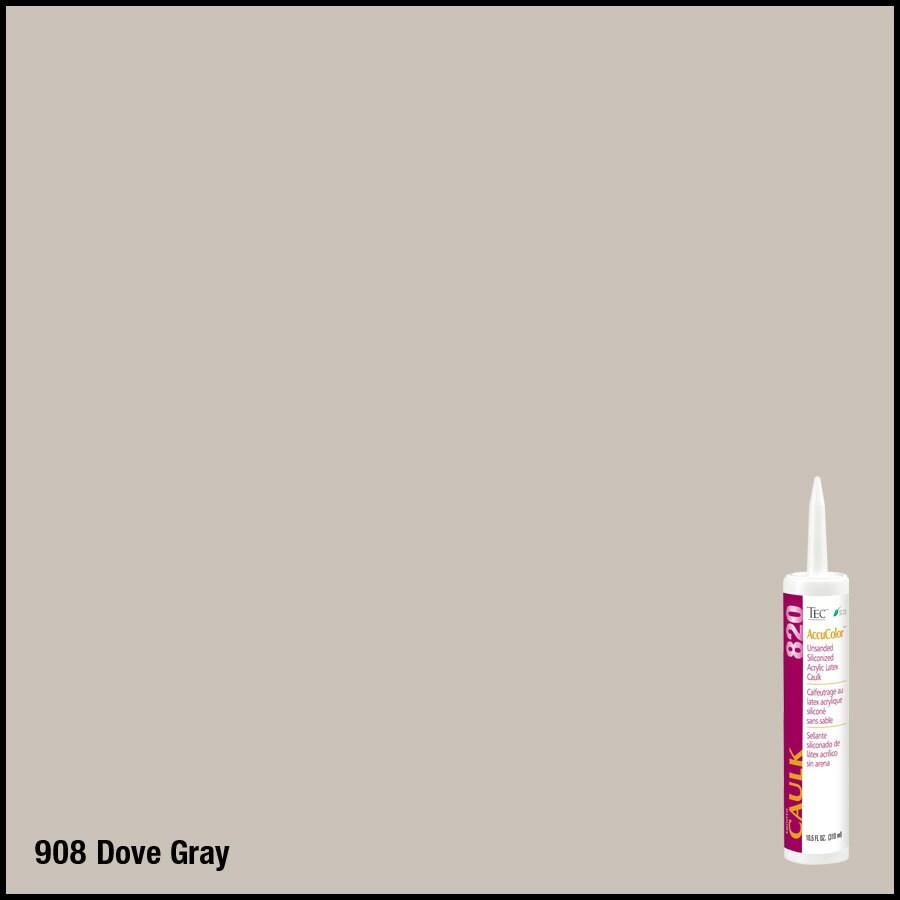 TEC Dove Gray Paintable Latex Specialty Caulk