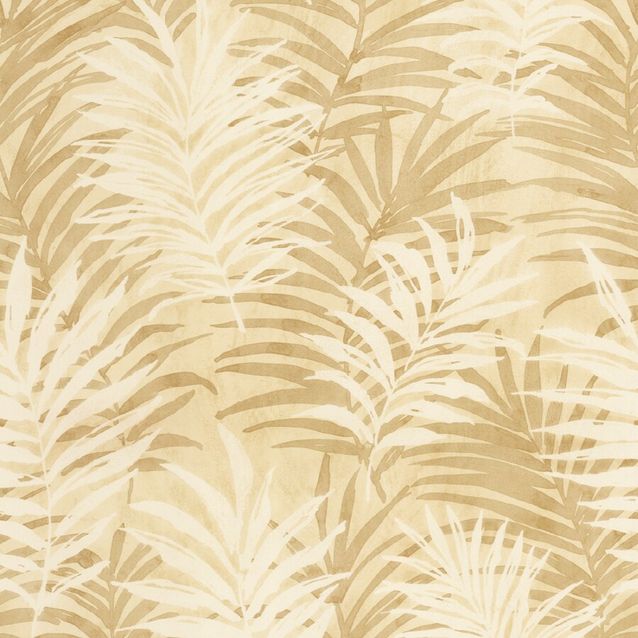 Shop waverly brown strippable paper prepasted classic for Prepasted wallpaper
