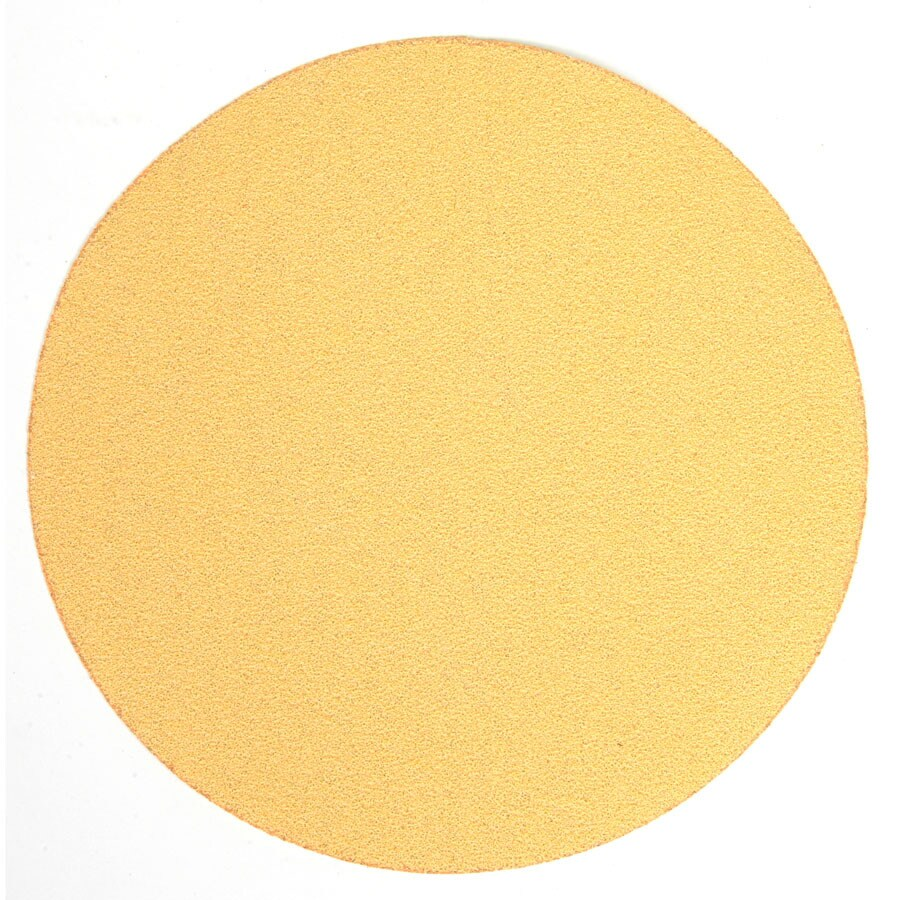 Shopsmith 100-Pack 6-in W x 6-in L 320-Grit Commercial Sanding Disc Sandpaper