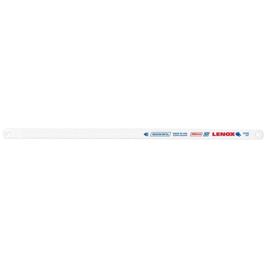 LENOX 2-Pack 12-in Bi-Metal Hacksaw Blades