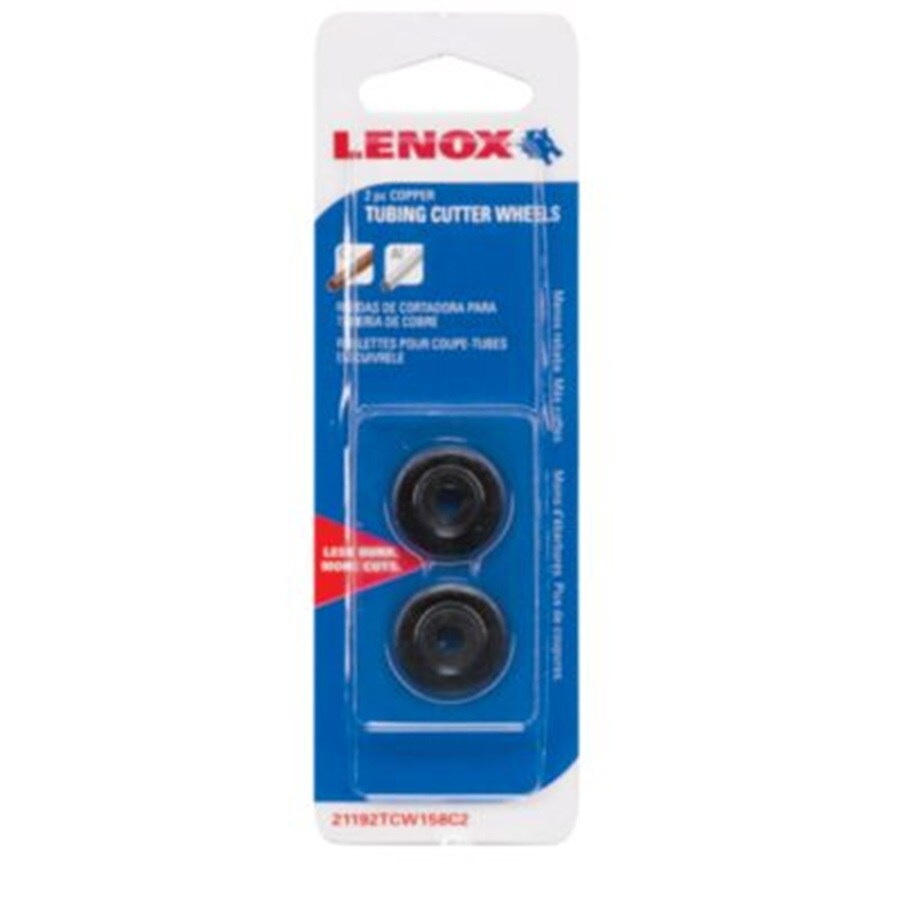 LENOX 2-Pack Tubing Cutter Replacement Wheels