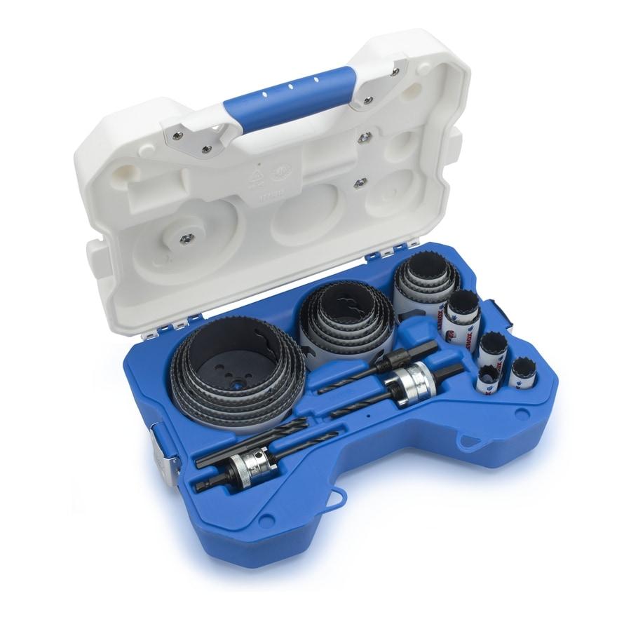 LENOX 26-Piece Bi-Metal Hole Saw Kit