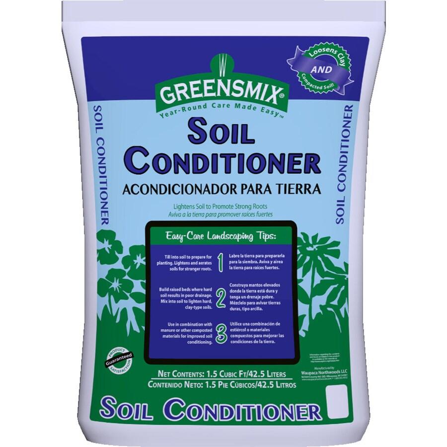 Greensmix 1.5-cu ft Soil Conditioner