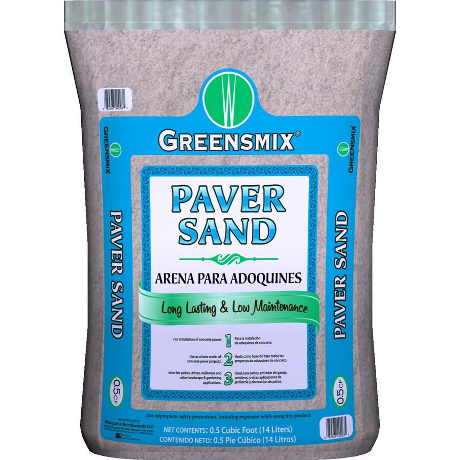 Greensmix 0.5-cu ft Leveling Paver Sand