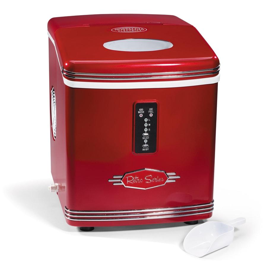 Nostalgia Electrics 8.3-lb Ice Maker
