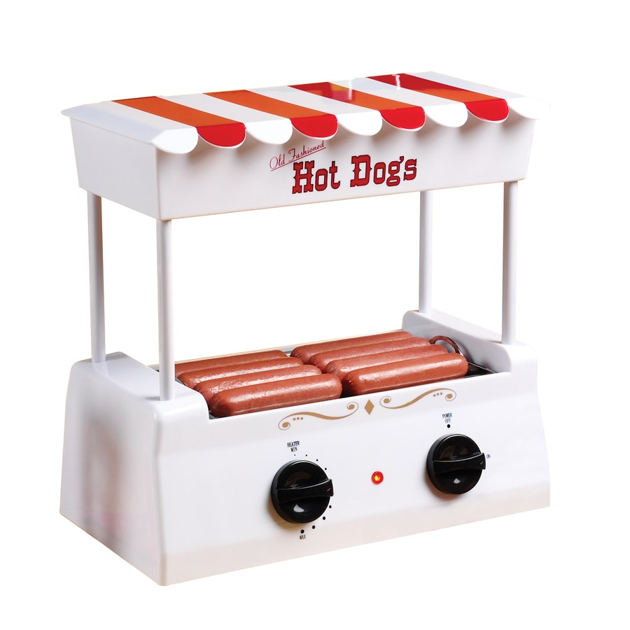 Nostalgia Electrics HDR565 Vintage Collection Old Fashioned Hot Dog Roller