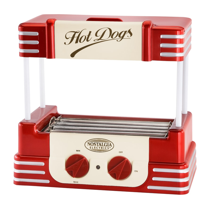 Nostalgia Electrics Hot Dog Roller
