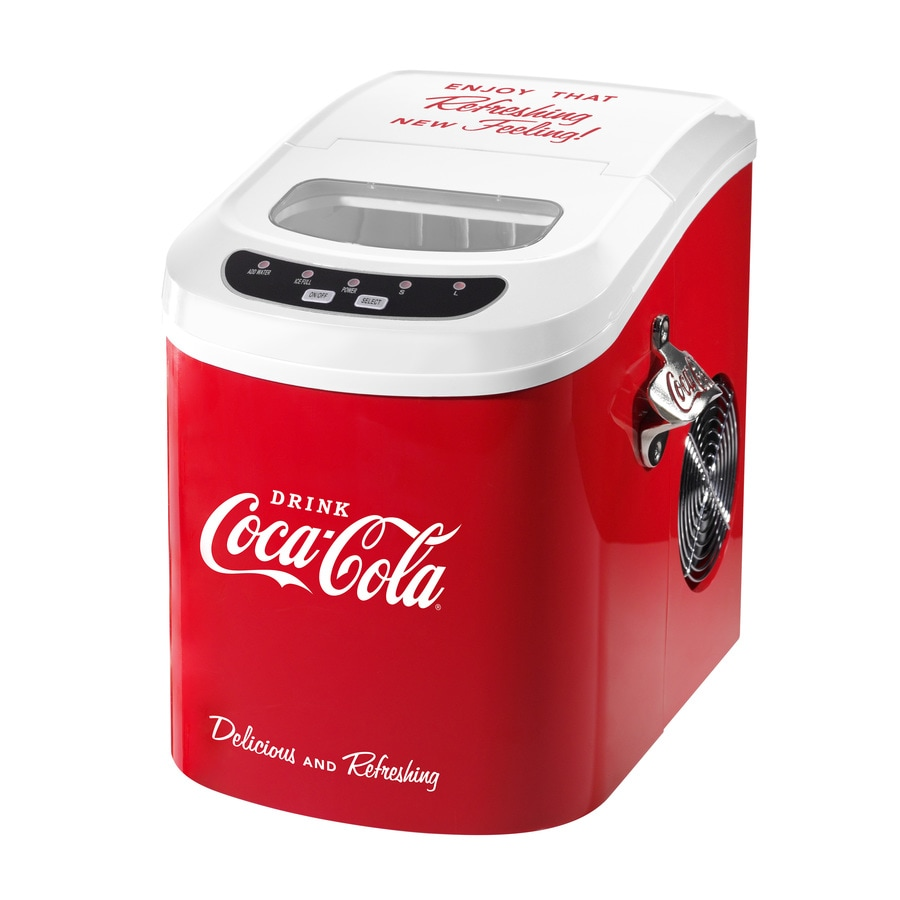 Shop Nostalgia Electrics Ice Maker At