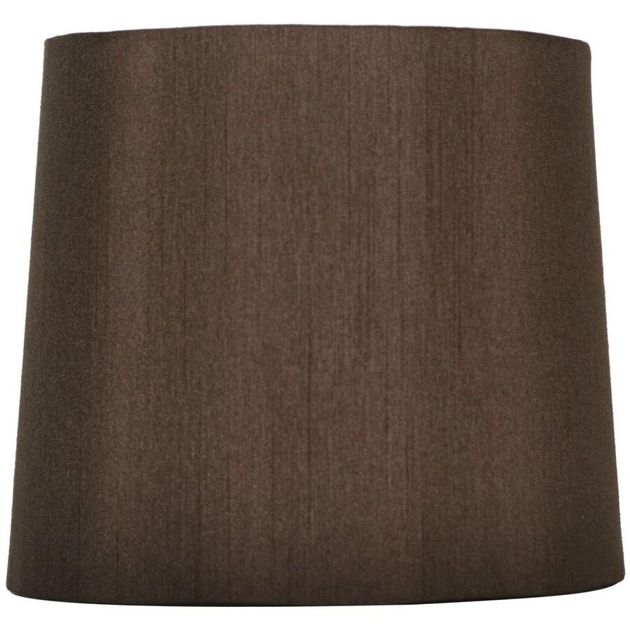 Portfolio 5-in x 5-in Brown Chandelier Lamp Shade