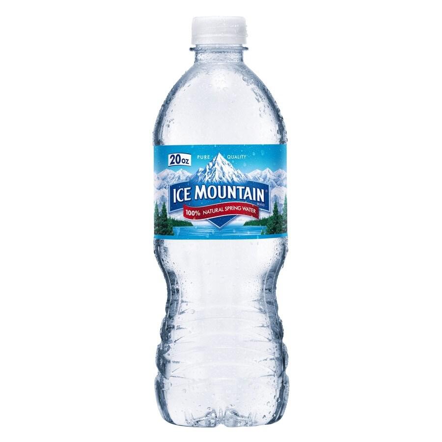 Ice Mountain 20-fl oz Spring Water