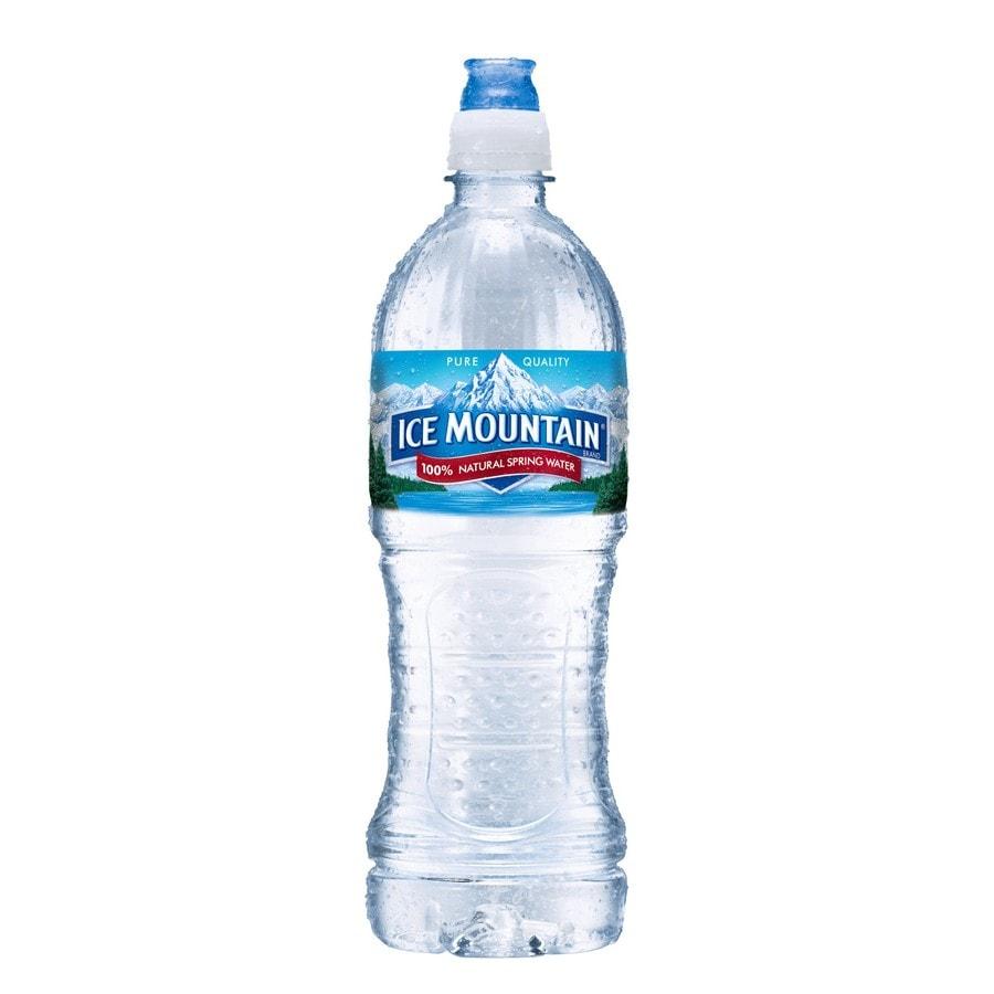 Ice Mountain 23.67-fl oz Spring Water
