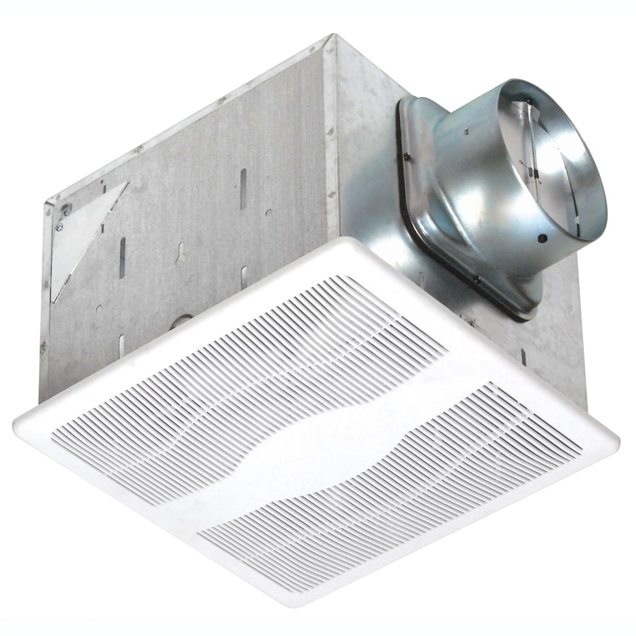 Air King 0.8-Sone 150-CFM White Bathroom Fan ENERGY STAR
