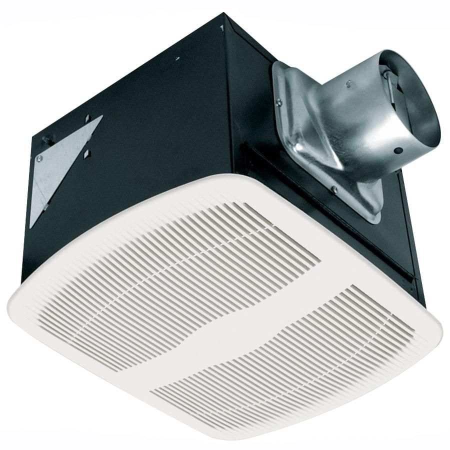 Air King 0.6-Sone 80-CFM White Bathroom Fan ENERGY STAR