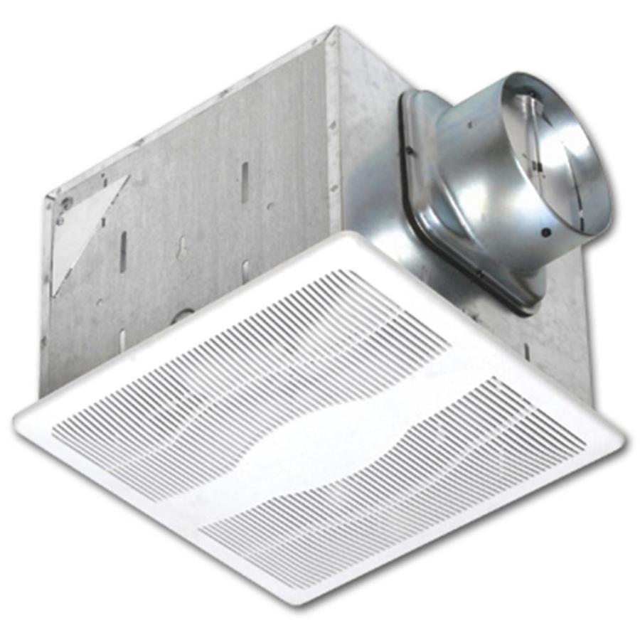 Air King 2.5-Sone 280-CFM White Bathroom Fan ENERGY STAR