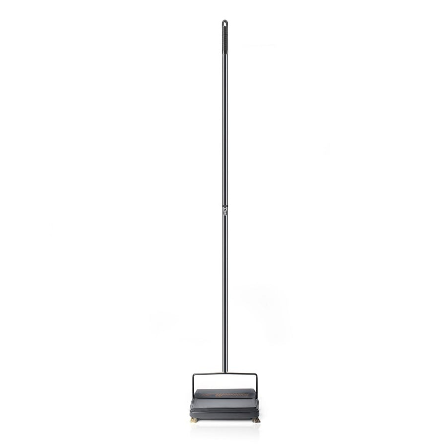 Fuller BRUSH Manual Carpet and Hard Surface Floor Sweeper