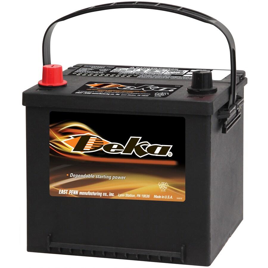 Deka 12-Volt 665-Amp Farm Equipment Battery