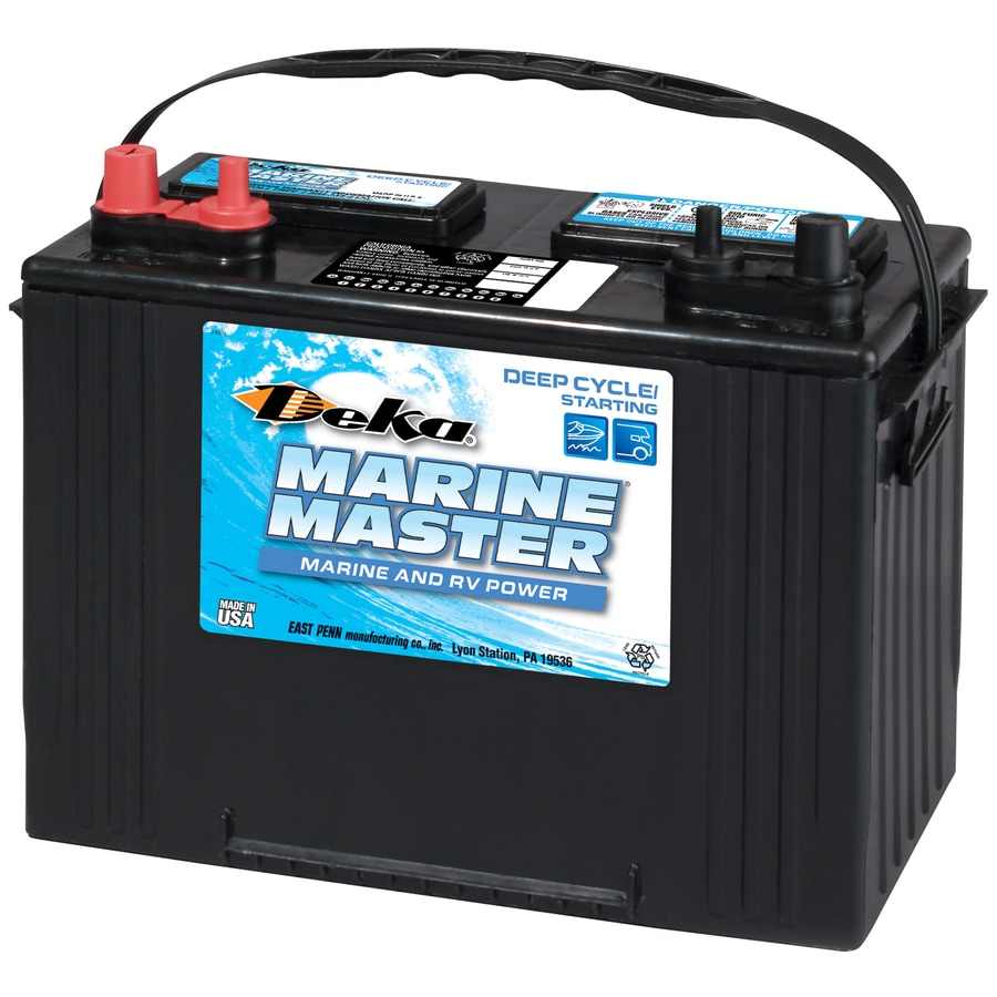 shop deka 12 volt 800 amp marine battery at. Black Bedroom Furniture Sets. Home Design Ideas
