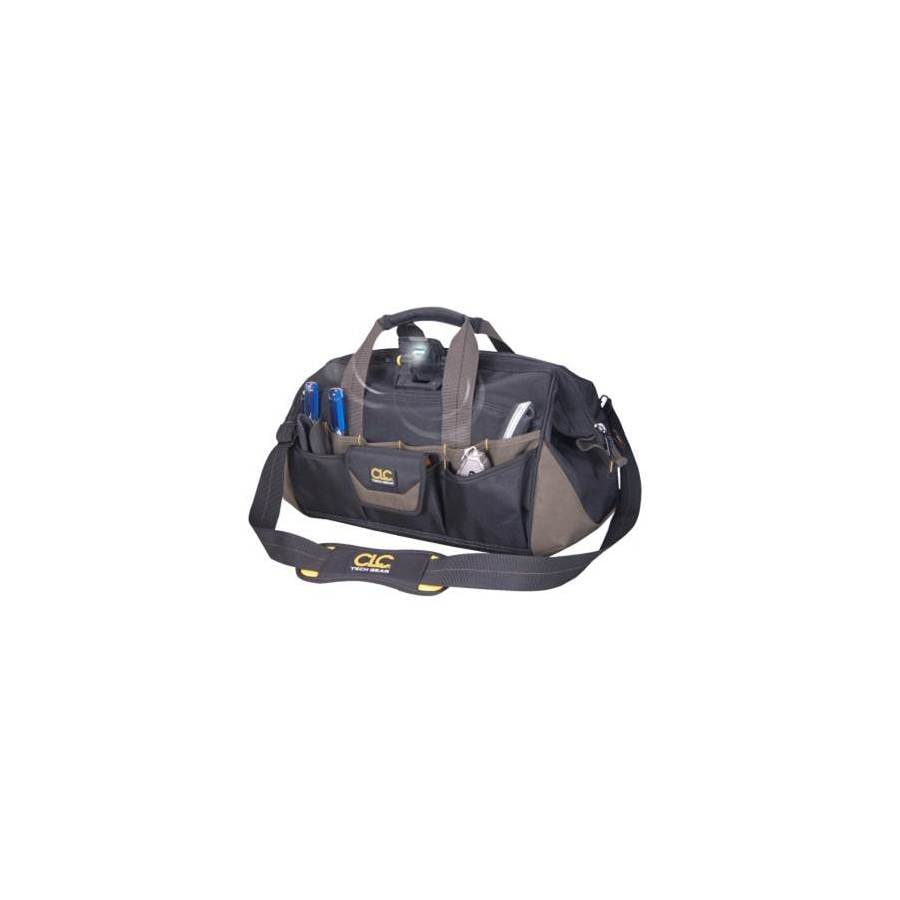 CLC Polyester Zippered Closed Tool Bag