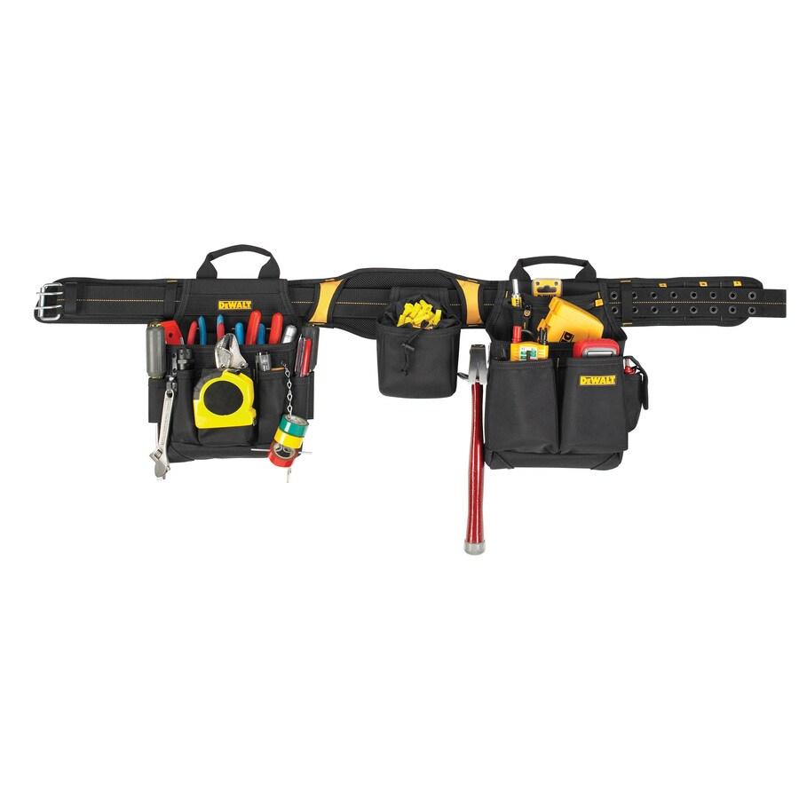 DEWALT Electrician Nylon Tool Apron