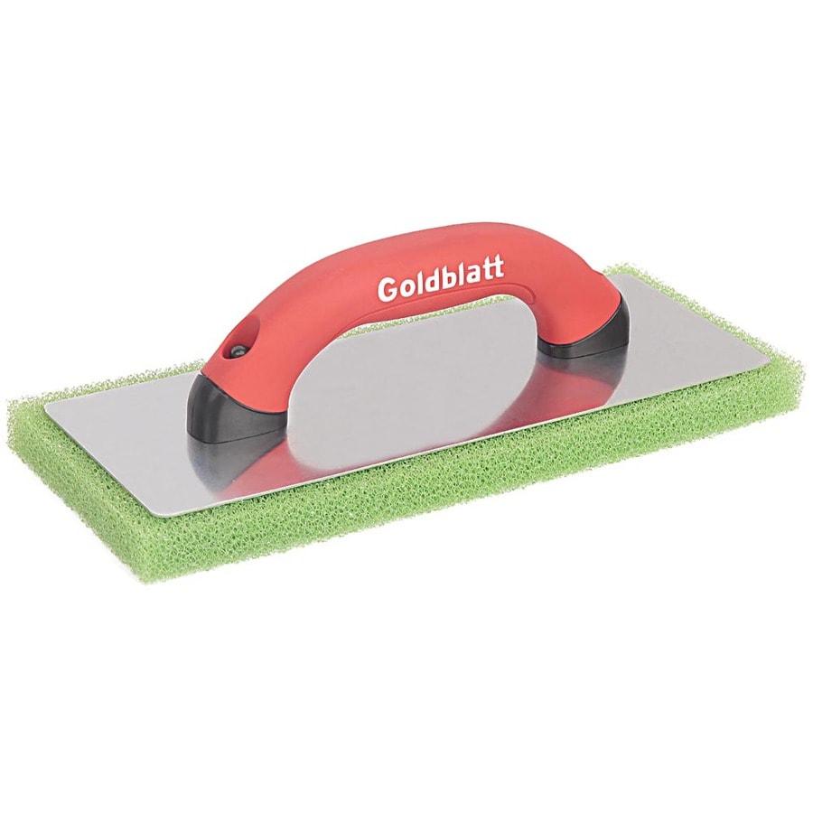 GOLDBLATT 12-in x 5-in Green Foam Stucco Float