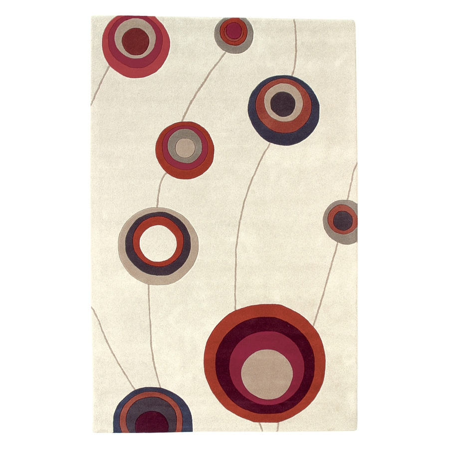 DYNAMIC RUGS Nolita Rectangular Indoor Tufted Area Rug (Common: 5 x 8; Actual: 60-in W x 96-in L)