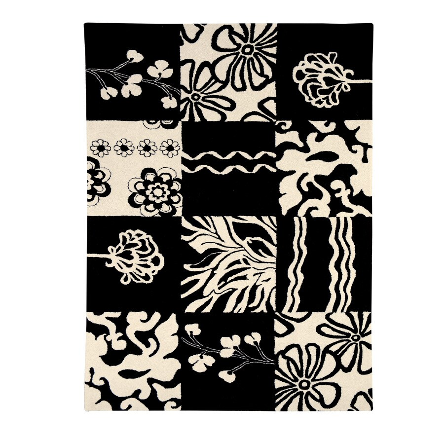 DYNAMIC RUGS Nolita Rectangular Indoor Tufted Area Rug (Common: 4 x 6; Actual: 48-in W x 72-in L)