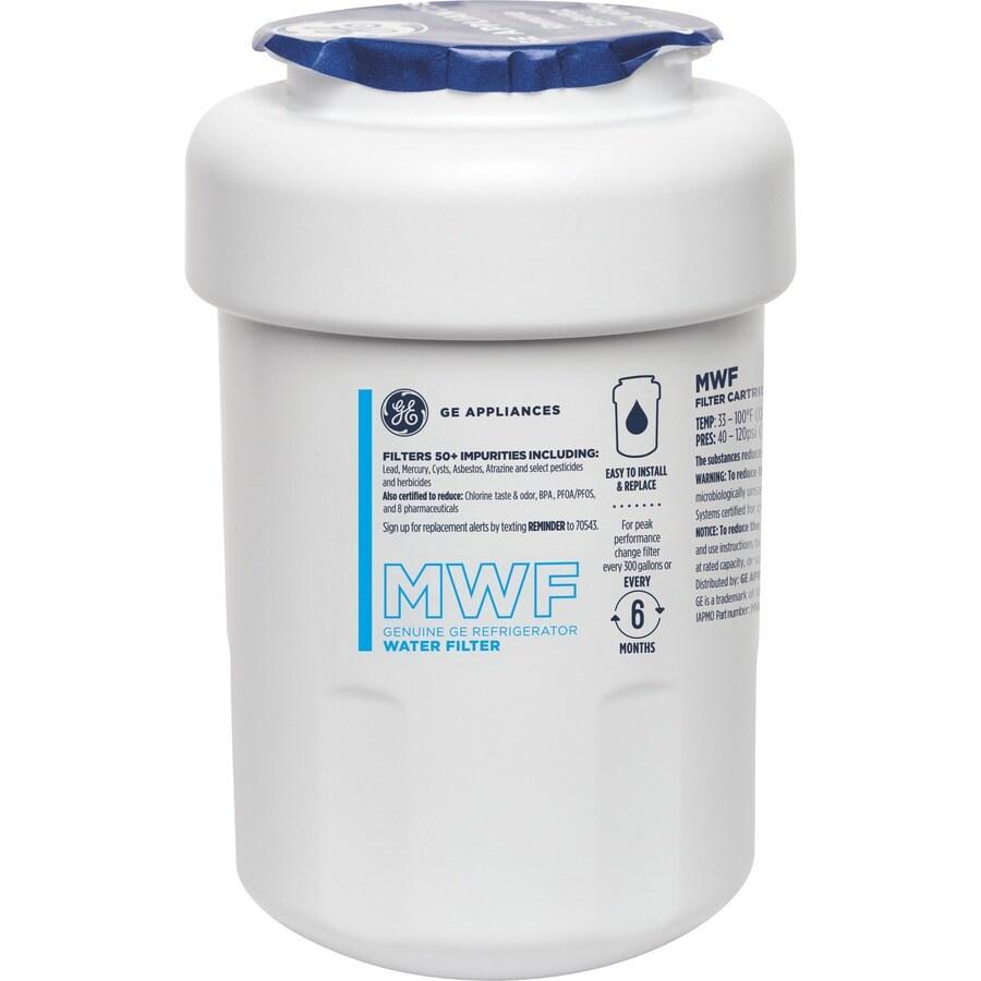 GE 6-Month Refrigerator Water Filter