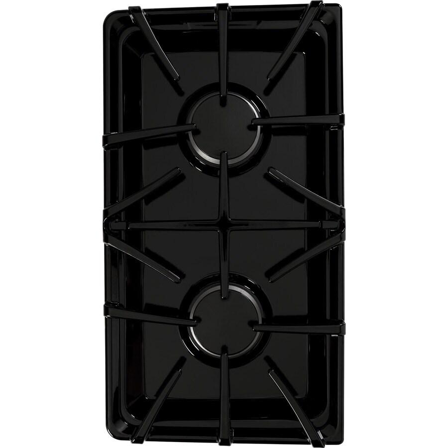 GE Profile Gas Cooktop Module (Black)