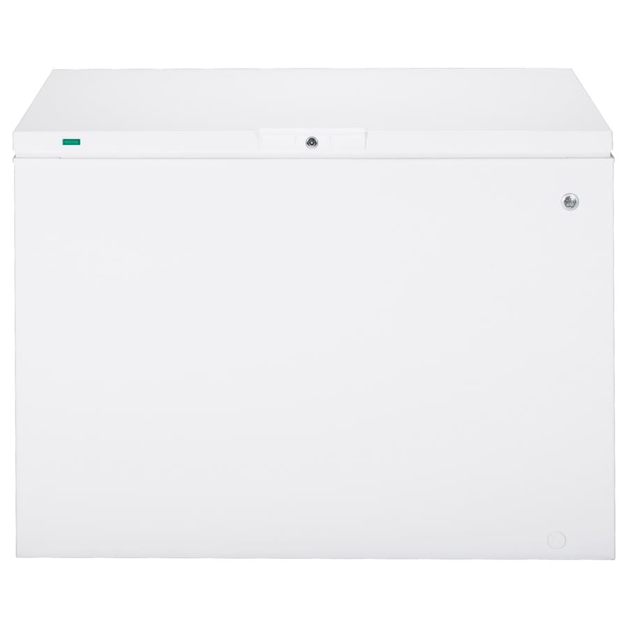 GE 14.9-cu ft Chest Freezer (White)